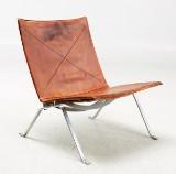 Poul Kjærholm, E Kold, lounge chair, PK-22
