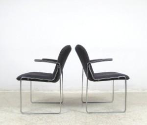 preben fabricius set st hle f r arnold exclusive 5. Black Bedroom Furniture Sets. Home Design Ideas