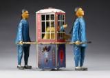 Lehmann tinplate toy, No. 565 Mandarin