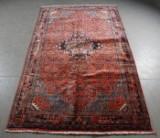 Orientalisk handknuten matta, Persisk, 245 x 150 cm.