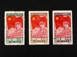 Frimærker - Nordøstlige Kina  (3)