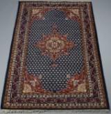 Indisk tæppe, 172 x 243 cm.