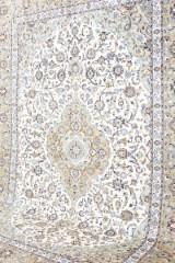 Matta, Ljus Keshan, Persien, 395 x 295