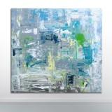 William Stern, acrylic on canvas, '481'
