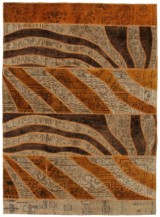 Persisk Patchworktæppe 200 x 147 cm