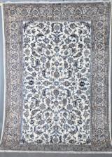 Persisk Nain m/silke, 295 x 201 cm