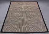 Grid Rugs, moderne designtæppe af bambus og bomuld, 240 x 170 cm.
