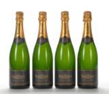 4 fl. Dom Ruinart Vintage 2000 Champagne