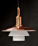 Pendant lamp, Louis Poulsen, PH 3 ½ -3 pendant lamp by Poul Henningsen, Limited Edition