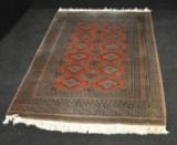 Orientteppich, signiert, ca. 185 x 128cm