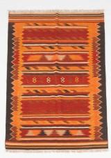 Teppich, Design 'Kilim Sivas', Indien, ca. 200 x 140 cm