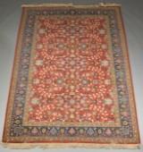 Orientalsk tæppe 304 x 206cm.