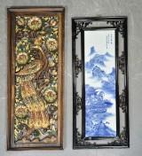 Orientalske tavler / paneler, 20 årh