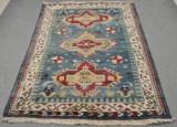 Orientalisk handknuten matta, 201 x 145 cm