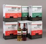 60 flasker Don Luciano, Rosé samt Hvid. Spanien, 2014. (60)