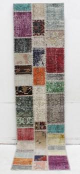 Gallerimatta, Carpet Patchwork, 300 x 80
