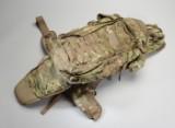 Camouflage rygsæk.