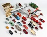 Tekno m.fl. samling modelbiler