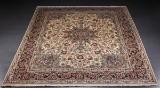 Persisk Kirman tæppe 402 x 294 cm
