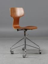 Arne Jacobsen, Fritz Hansen, kontorstol, 1960-tal