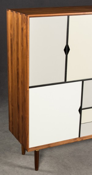 Andersen Furniture, a S3 Highboard, designed by ByKATO | Lauritz.com