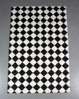 Koskindstæppe. Patchwork, 240 x 152 cm.
