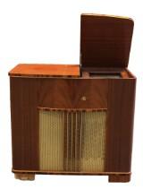 Radiogrammofon, 1950-tal