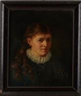 Oidentifierad konstnär 1800-tal
