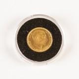 Danmark. 10 kr 1913 guldmønt