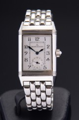 Jaeger-LeCoultre Reverso Duetto ladies' watch with diamonds