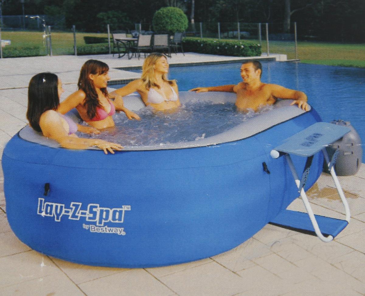 spa pool uppblåsbar