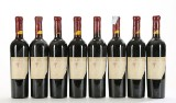 8 fl. Delectus Stanton Vineyard Merlot 1999 Napa Valley