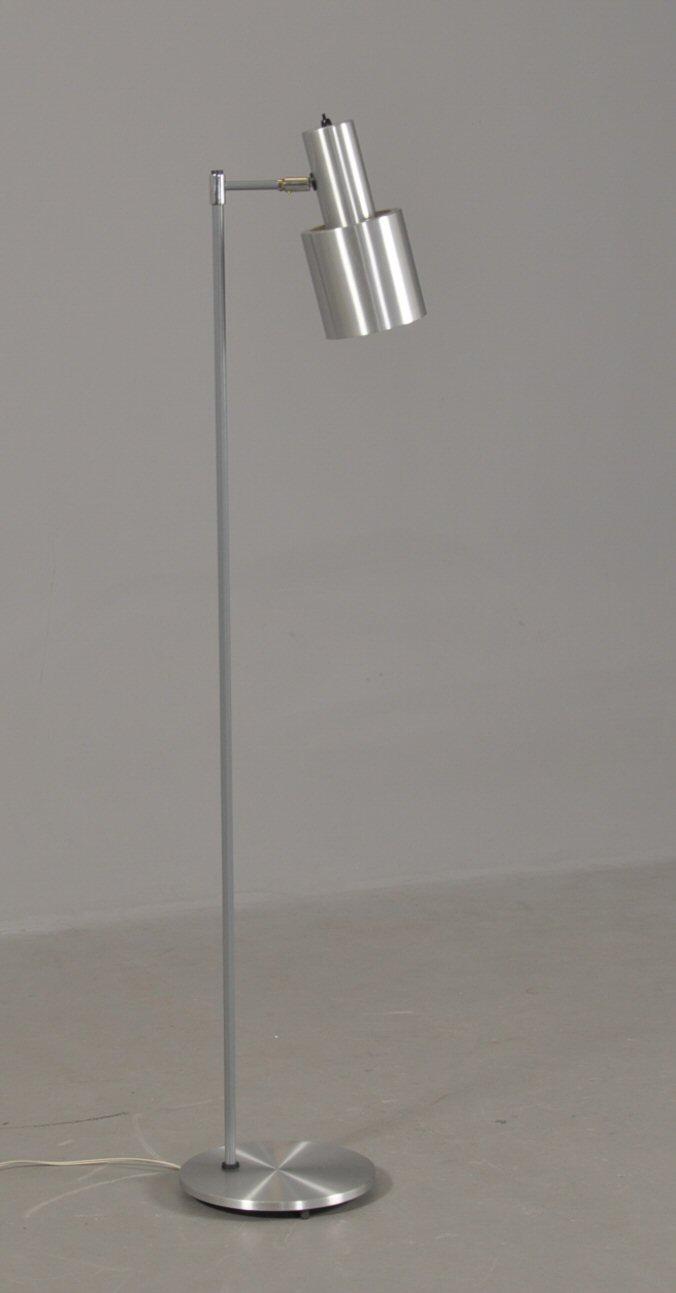 Vare 2038220 Jo Hammerborg Standerlampe i aluminium stål