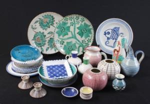 Elle keramikk laget i drøbak