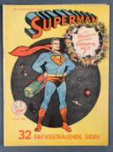 Superman comic series. No. 1, year 1950