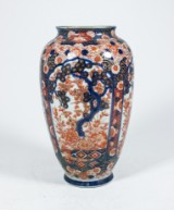 Vas, porslin, Imari, Japan, Meiji, 1800/1900-tal