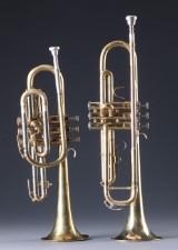 Trompet og cornet mr. Rudi Muck (2)