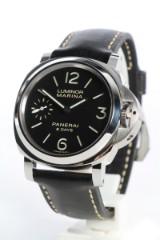 Panerai PAM 510 Luminor Marina. Men's watch, 8-day power reserve. March 2015, manufacturer's guarantee