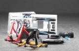 Tacx Genius Multiplayer, cykeltræner samt diverse tilbehør.(5)