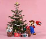 """Super Marios """"Gamertræ"""" - Til fordel for Ungdommens Røde Kors  Denne vare er sat til omsalg under nyt varenummer 5195947"""