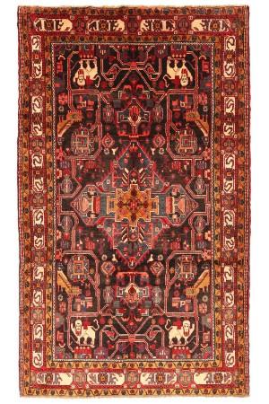 Persisk Nahavand 280 x 170 cm - Dk, Helsingør, Støberivej - Persisk Nahavand 280 x 170 cm. Persisk uld på bomuld - Dk, Helsingør, Støberivej