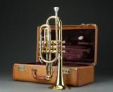 Reynolds. Bb trompet, model Emperor
