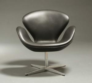 Arne Jacobsen Sessel Der Schwan Lauritzcom