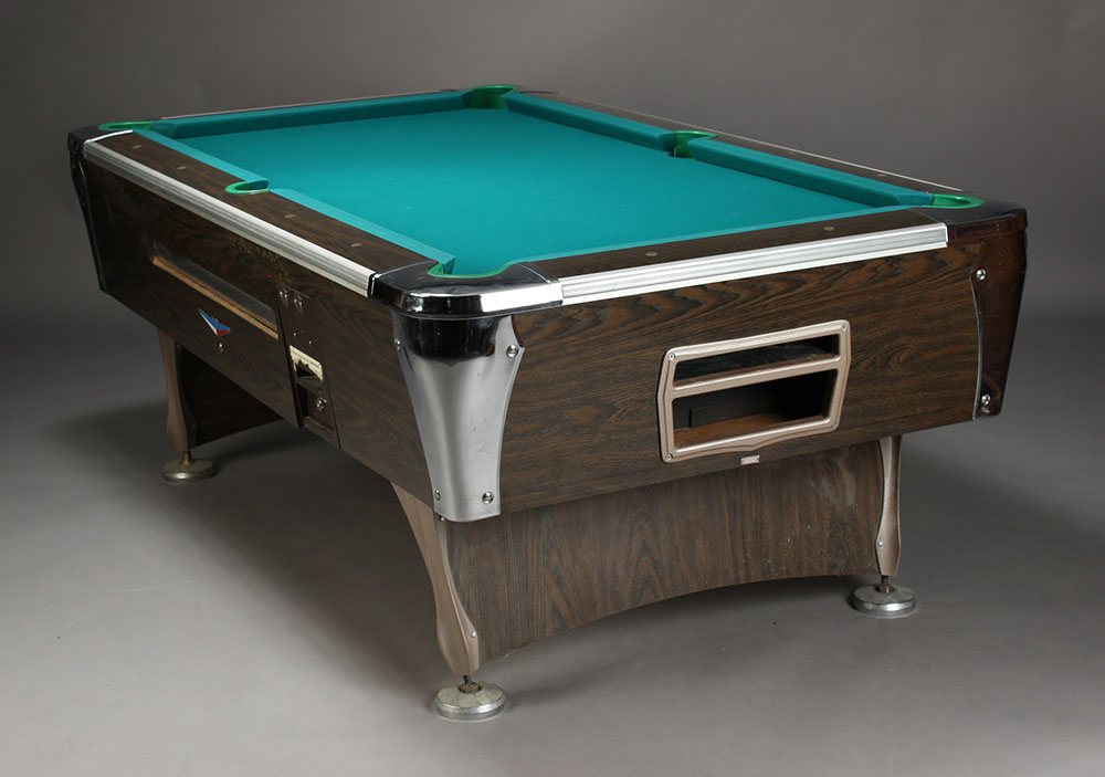 Irving Kaye Co Inc Pool Table Model Apollo 6 1960 70s Lauritz Com