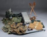 Samling af jagtudstyr (19)