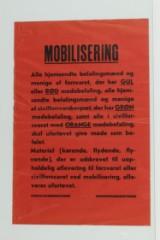 Mobiliseringsplakater (2)