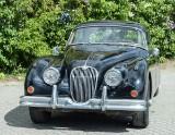 Jaguar XK 150. Årg. 1957