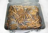 Ammunition, kal. 222 Rem. ca 75 stk.