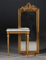 Spegel med konsolbord, 1900-talets början (2)