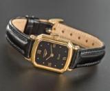 Longines - ladies' wristwatch in gold